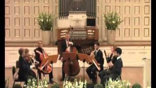 Beethoven Septet, op.20 E flat , 5 & 6 mov.
