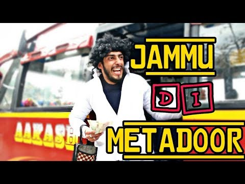 Jammu दी Matadoors | Jammu Comedy Video | Actor Sanyam Pandoh & Team | Dogri Comedy Video