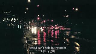 HONNE - Warm On A Cold Night (한/영 자막 가사 KOREAN LYRICS)