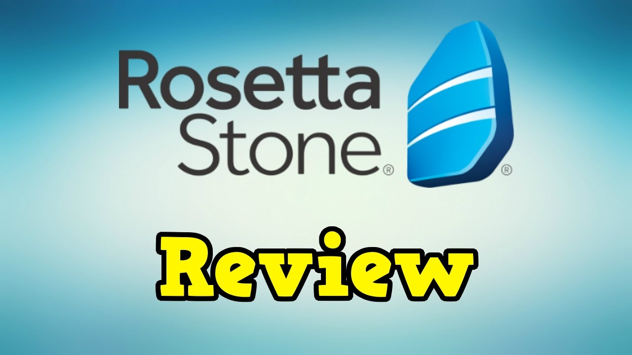 Rosetta Stone Review (in 5 minutes!) image