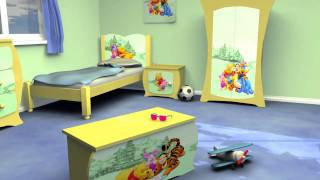 Disney Winnie The Pooh Furniture Animation