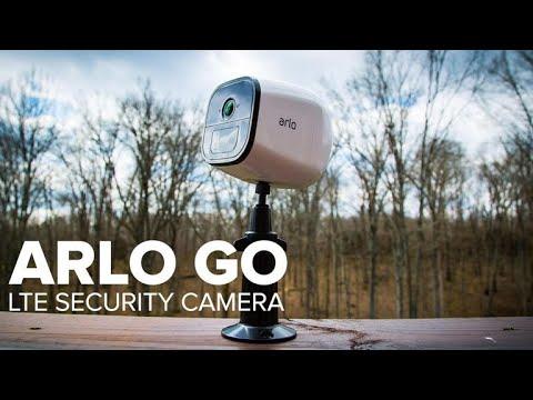 Netgear Arlo Go Security Camera Review