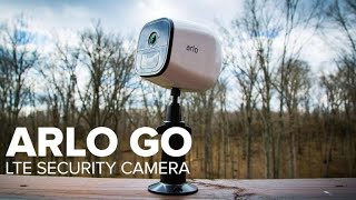 Netgear Arlo Go security camera review