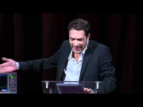 La semaine de merde du futur: Nicolas Bedos at TEDxParis 2011