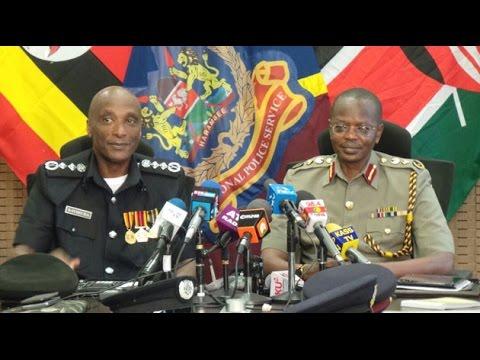 Kenya, Uganda police chiefs Form Task force on Migingo