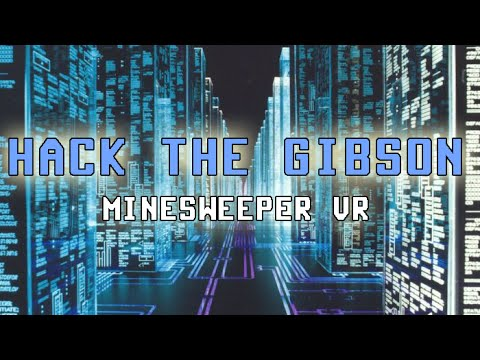 Rev. Kyle Plays Hack The Gibson on Oculus Rift DK2