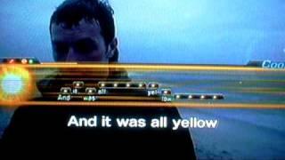 Coldplay - Yellow (Lips xbox360)