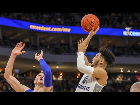 #21 Marquette holds off Seton Hall for 70-66 win