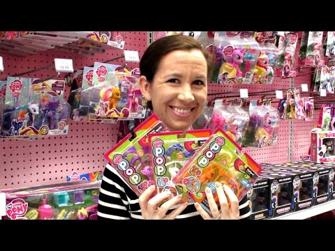 TOY HUNTING - My Little Pony, Monster High, Frozen, Hello Kitty, Super Mario