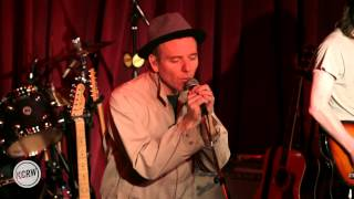 "Belle and Sebastian performing ""The Party Line"" Live on KCRW"