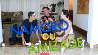 Sophia Abrahão e Sérgio Malheiros no teste de relacionamento #HotelMazzafera
