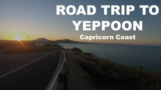 Road trip to Yeppoon