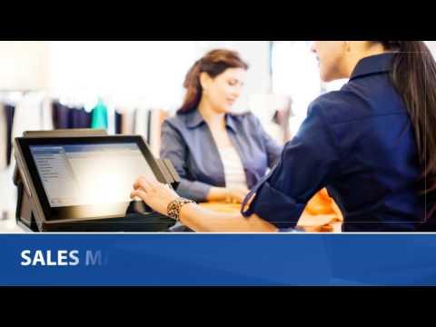 Module 8 - Sales Management