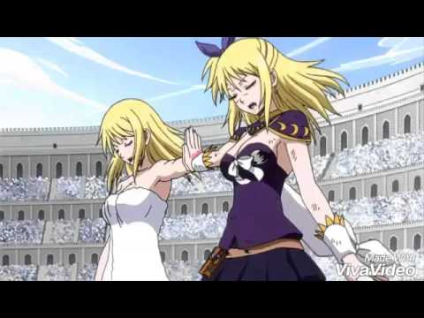 Fairy Tail AMV | Lucy Shatter Me
