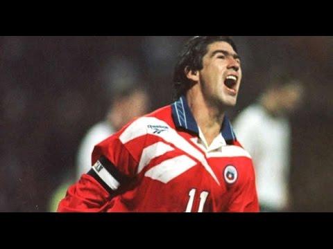 """Marcelo Salas """"El Matador"""": All 37 Goals For Chile - Los 37 Goles por la Seleccion Chilena"""