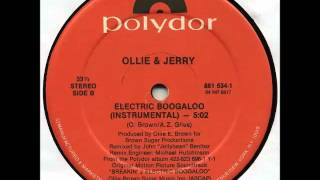 Ollie & Jerry Electric Boogaloo Instrumental