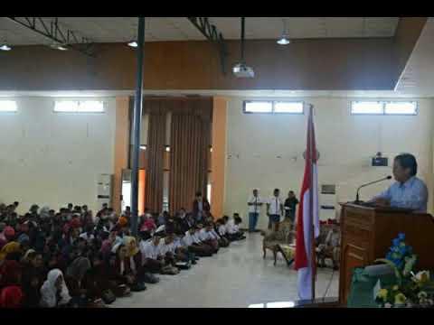 1.331 KKN PPM UNES Pembekalan, WR I Ajak Mahasiswa Persembahkan Gagasan Kemajuan