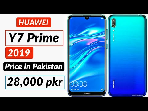 Huawei Y7 Prime 2019 Price in Pakistan || review - YouTube