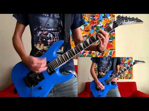 Love Bites (So Do I) - Halestorm // Guitar...