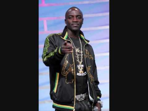 Akon  Blown Away