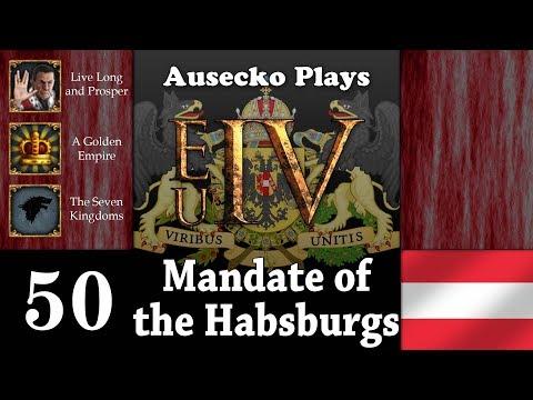 EUIV The Habsburg Mandate 50 [Rebuilding the Family]