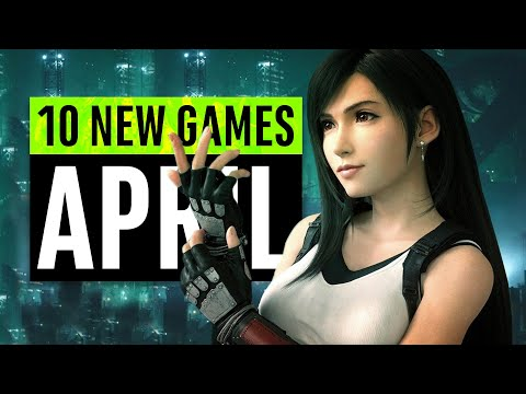 10 New Games April 2020 (including A FREE Game)