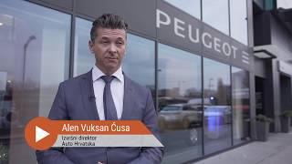 Pogledajte novi Peugeot City Store od Auto Hrvatske!