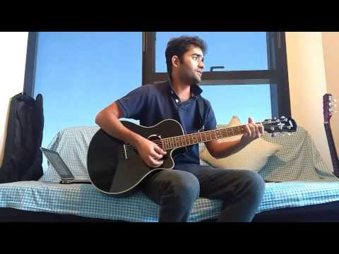 Doorie Unplugged Guitar Lesson - Varun Thakur