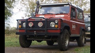video: Land Rover Defender: thefts of Britain's iconic 4x4 are rising again