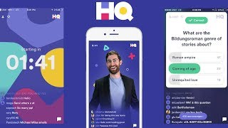What's The Story Behind HQ Trivia App And Live Stream Game? HOW TO AND REVIEW | What's Trending Now!