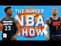 Carmelo Destinations, Jimmy Butler's Future, and the Kawhi Saga | The Ringer NBA Show | (Ep. 302)