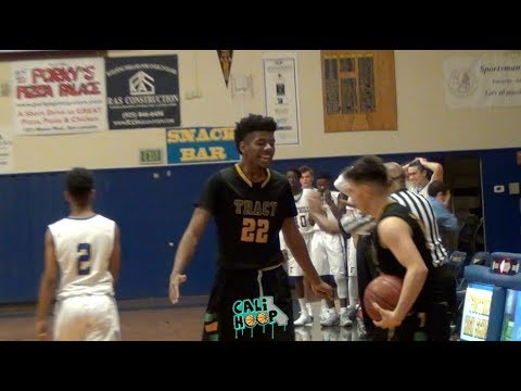 2019 Isiah Hawthorne LEADS Tracy to 4th quarter comeback W over Foothill