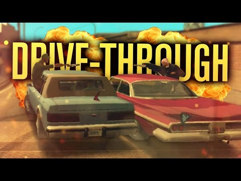 THE DRIVE THROUGH | GTA San Andreas #3 w/ The Nobeds