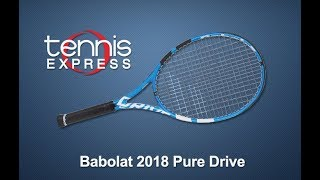 Babolat 2018 Pure Drive Tennis Racquet Review | Tennis Express