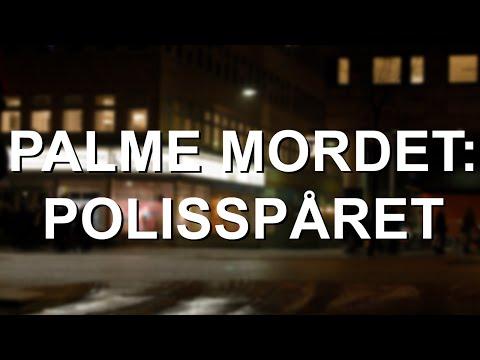Palmemordet Polisspåret SR Kanalen