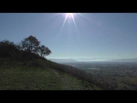 Вид на Майкоп с горы. Ноябрьский тёплый денёк ;) #294