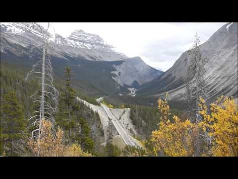 ICEFIELDS PARKWAY / COLUMBIA ICEFIELD  SEPTEMBER 17, 2015