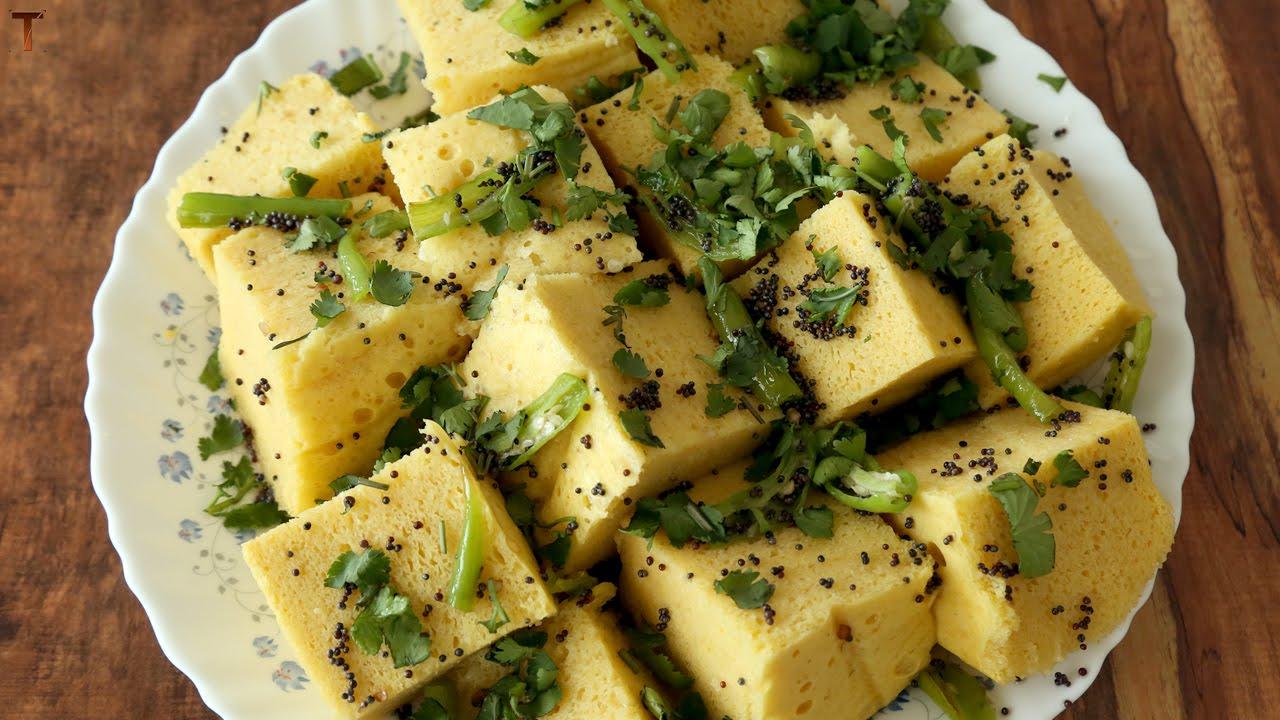 Gujarati khaman dhokla nylon khaman quick and easy recipe by gujarati khaman dhokla nylon khaman quick and easy recipe by teamwork food youtube forumfinder Images
