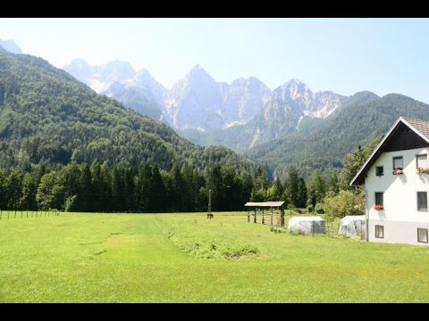 Trip to Italy and Slovenia (august 2015)