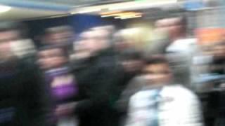 bigFM - Susanka in Ketten gegen das Titanherz von Dieter Bohlen 2 ::: Sie wird angekettet