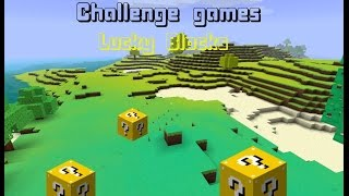Challenge games:Lucky Blocks #1
