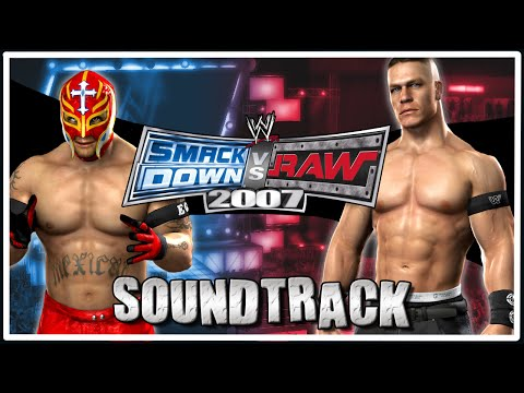 WWE SmackDown vs Raw 2007 - Full Soundtrack