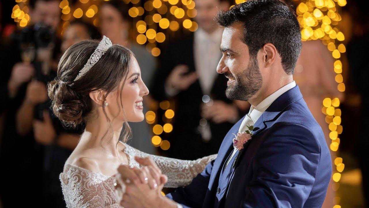 Casamento Emocionante - Mariana e Lorenzo