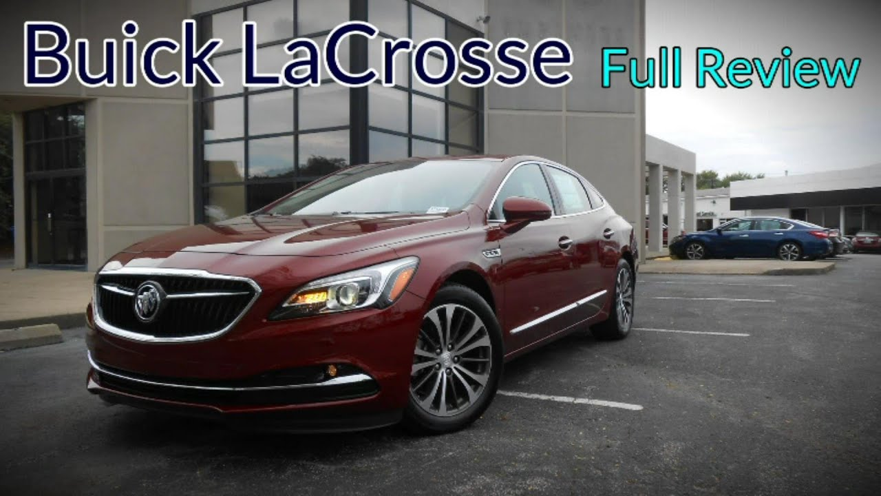 release date car picture lacrosse buick review