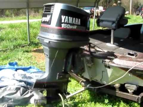 Yamaha  Outboard Problems
