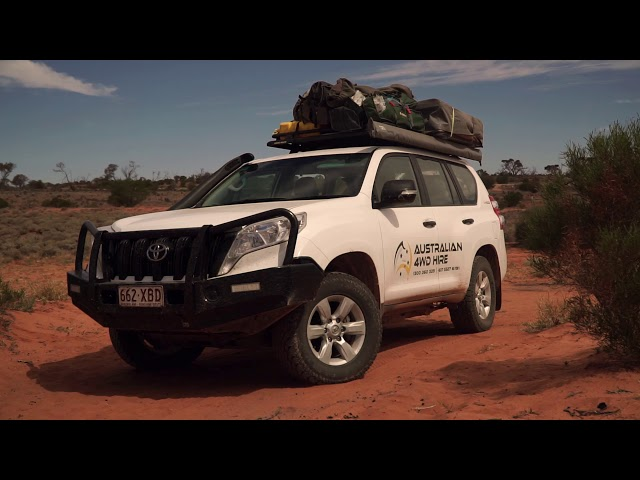 Perth 4WD Hire Adventure to Alice Springs - Australian 4WD Hire