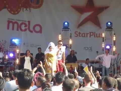 Manny Khaira live with BhangraAllStars @ Raaj fm/Birmingham mela 2013