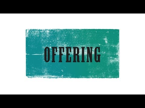 Paul Baloche - Offering (Official Lyric Video)