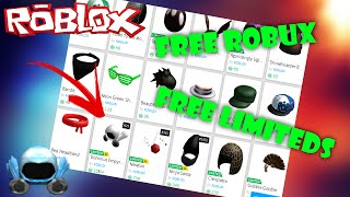 [ROBLOX] HOW TO GET 52k+ ROBUX + LIMITEDS FREE! (SEPTEMBER 2016!)