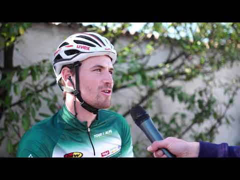 """Stephan Rabitsch: """"I'm very happy for my green jersey"""""""